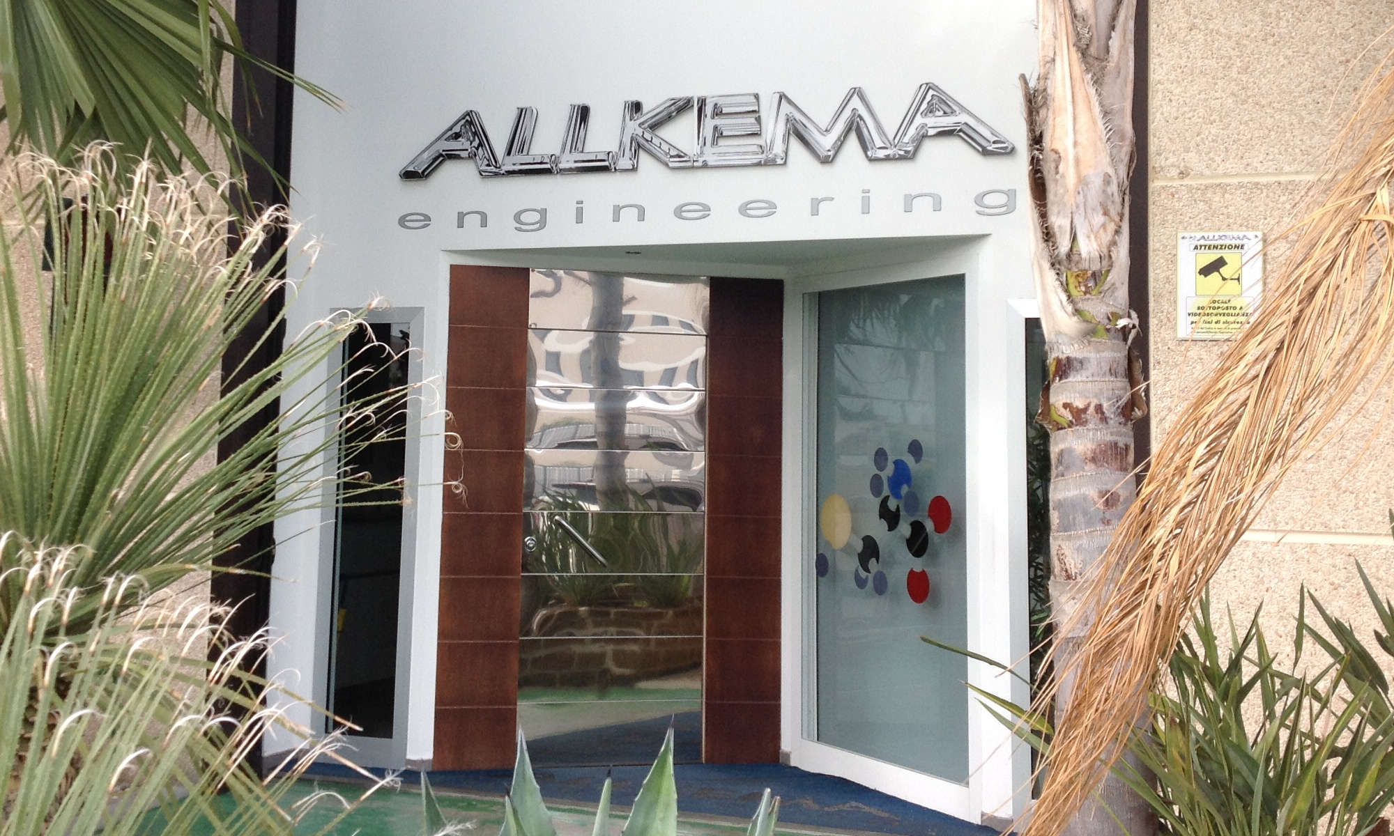 Sede Allkema Engineering